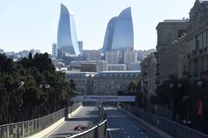 GP AZERBAIJAN F1/2017
