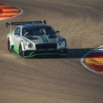 Bentley Continental GT3 – high