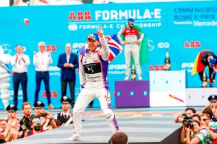 Sam Bird (GBR), DS Virgin Racing, DS Virgin DSV-03, wins the Rome ePrix.