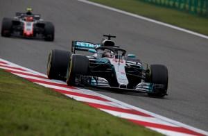 2018 Chinese Grand Prix, Saturday – Wolfgang Wilhelm