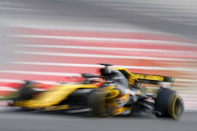 Renault Sport F1 Team R.S. 18.