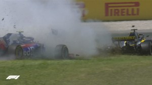 grosjean incidente spa