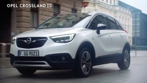 The new campaign for the Opel SUV family
