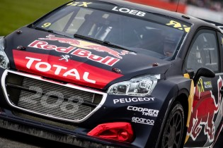 TEAM PEUGEOT TOTAL - WRX SILVERSTONE (Grand)