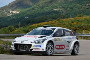 Andrea Nucita, Marco Vozzo (Hyundai i20 R5 #9, Eurospeed)