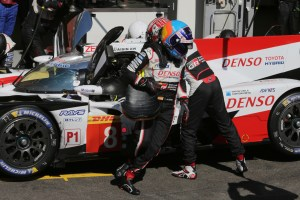 6 Hours of Spa spa toyota alonso