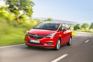 Zafira Opel Euro 6d-TEMP powertrains