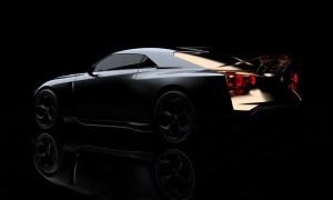 Nissan e Italdesign insieme per un prototipo di GT-R