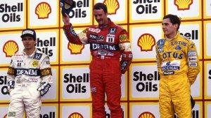 podio gb 1987