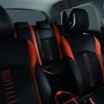 Nissan Juke MY18 Interior – Orange