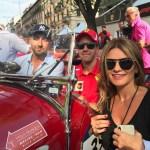 Museo Nicolis, F1 Sebastian Vettel e Silvia Nicolis (1)