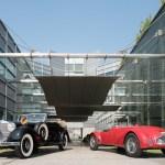 Museo Nicolis,Mercedes Benz 500K 1934, Lancia Astura MM 1938, ph. Ivano Mercanzin