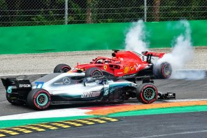incidente ham vett monza