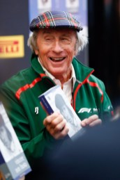 Sir Jackie Stewart autobiography - Presentation - 7