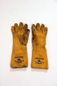 1987 Senna Camel-Lotus gloves