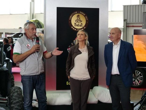 Presentazione R Team Dakar