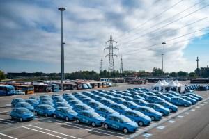 Renault ZOE car sharing Corrente