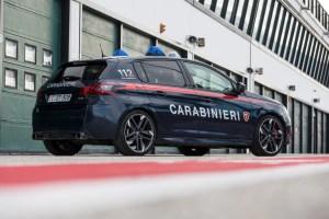 Carabinieri e Peugeot la collaborazione continua (10)