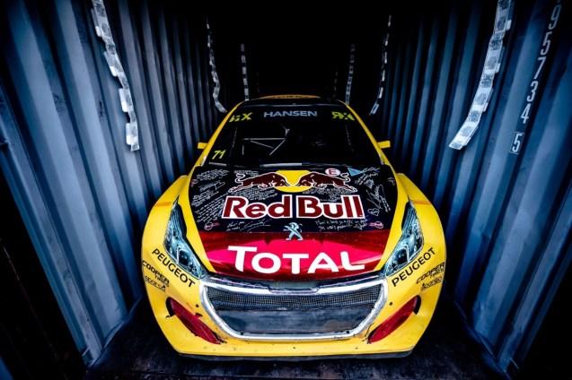 Team Peugeot Total gara Sud Africa 2018 (5)