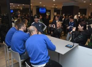 FC Internazionale CD Launch