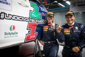 Andreucci e Peugeot al Rally di Monza 2018 (20)