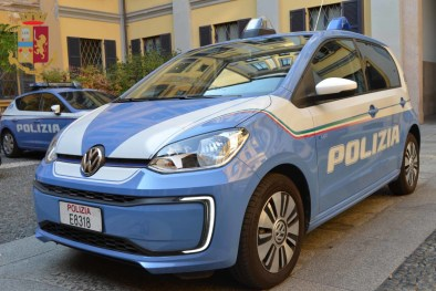 Volkswagen E-Up Polizia HQ 0002
