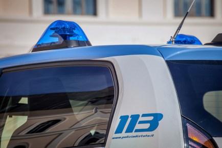 Volkswagen E-Up Polizia HQ 0007