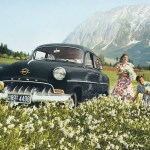1953 Opel Olympia Rekord