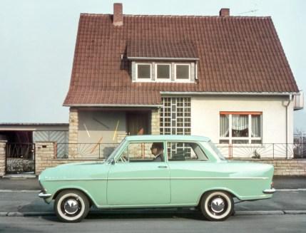 Opel Kadett A, 1962-65.