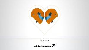 mclaren present 2019