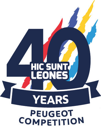 Logo Peugeot Competition 40-¦