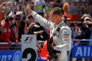 schumi 2012 European Grand Prix, Sunday – Wolfgang Wilhelm