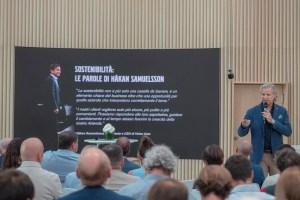 Volvo Studio Milano – Sostenibilità