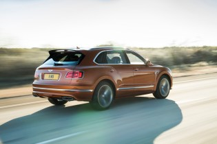 Bentayga Speed 5