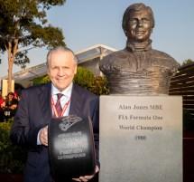Alan Jones – 2019 Australian Grand Prix