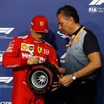 Pirelli Pole Position Award – 2019 Bahrain Grand Prix