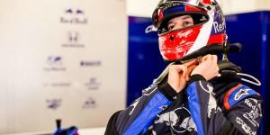 Presentazione GP Australia 2019 con Daniil Kvyat