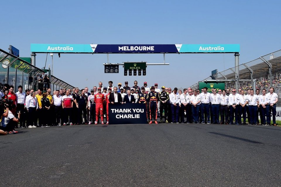 gruppo F1 charlie