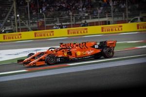 2019 Bahrain GP ferrari