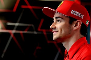 leclerc GP SPAGNA  F1/2019 –  GIOVEDI' 09/05/2019
