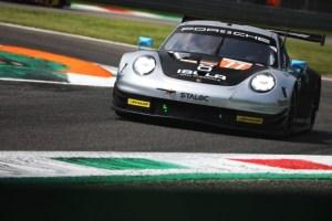 #77 Porsche 911 RSR DEMPSEY…