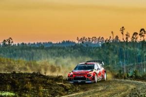 Citroen Racing Day 1 Rally Cile 2019 C3 WRC (1)