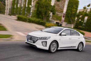 New Hyundai IONIQ Electric