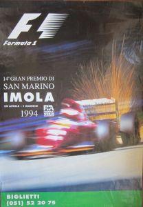 poster imolal 1994