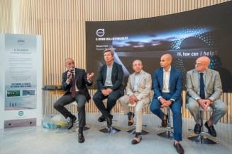 Volvo Studio Milano - LifeGate Plasticless 2019