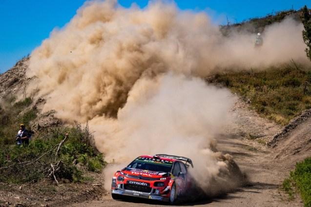 Citroen Racing Day 1 Rally Portogallo 2019 C3 WRC (4)