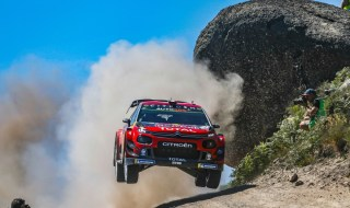 Citroen Racing Day 2 Rally Portogallo 2019 C3 WRC (2)