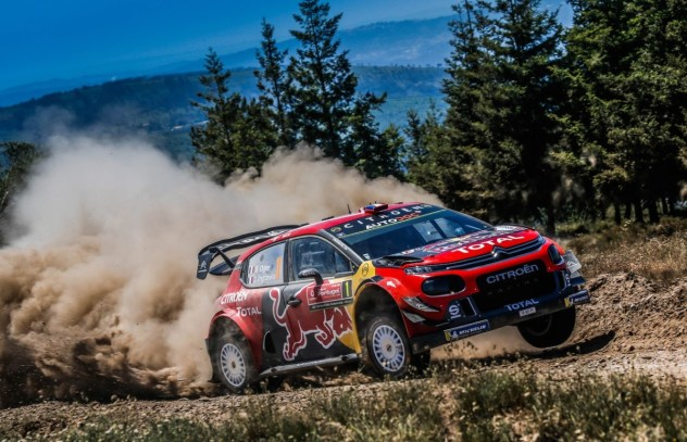 Citroen Racing Day 2 Rally Portogallo 2019 C3 WRC (4)