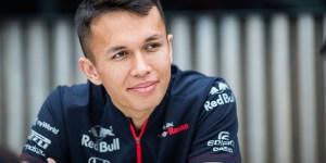 Presentazione F1 del Canada con Alex Albon