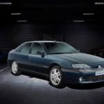 1993 – Renault Safrane Biturbo